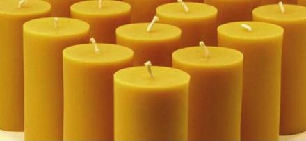 воскова свічка